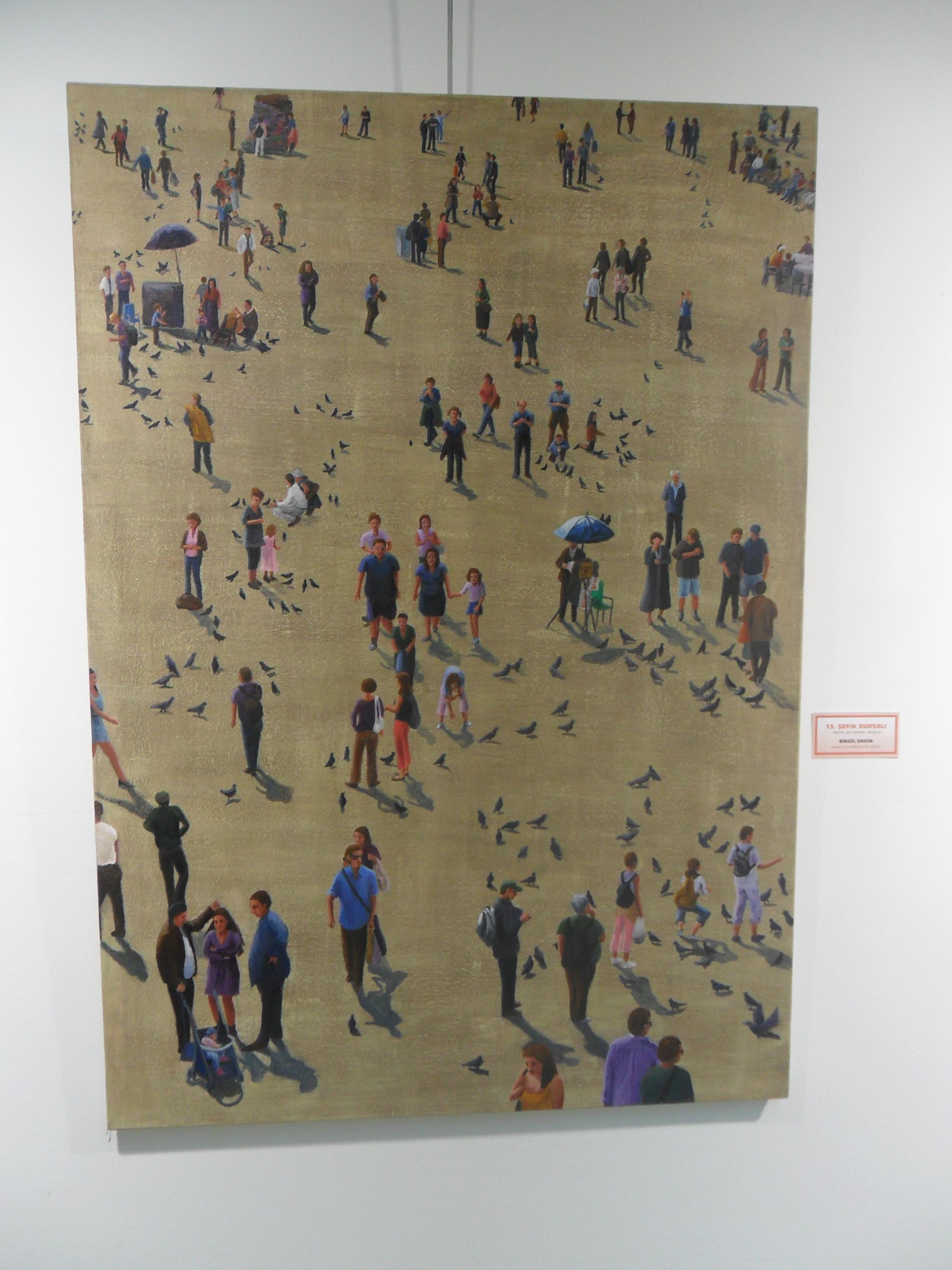 Şefik Bursalı Art Competition – Müge Güreş